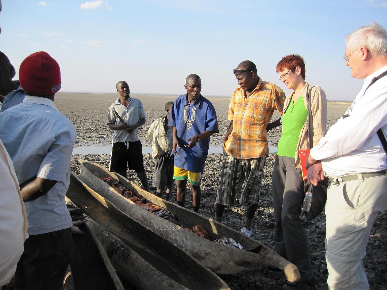 Uranförderung in Tansania: Ute Koczy auf Berichterstatterreise in Afrika