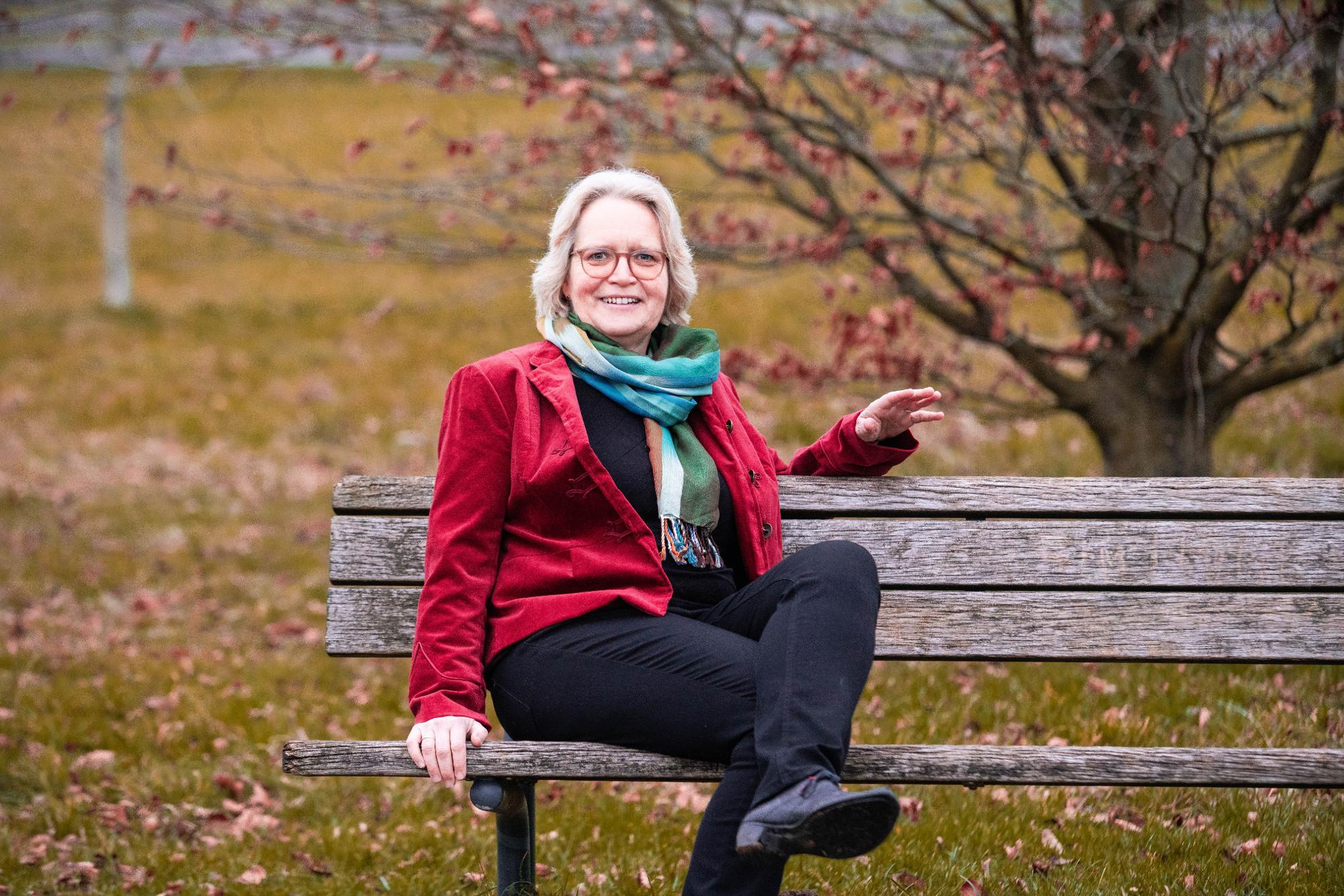 Dr. Katharina Kleine Vennekate – Lemgoer Grüne nominieren Bürgermeisterkandidatin