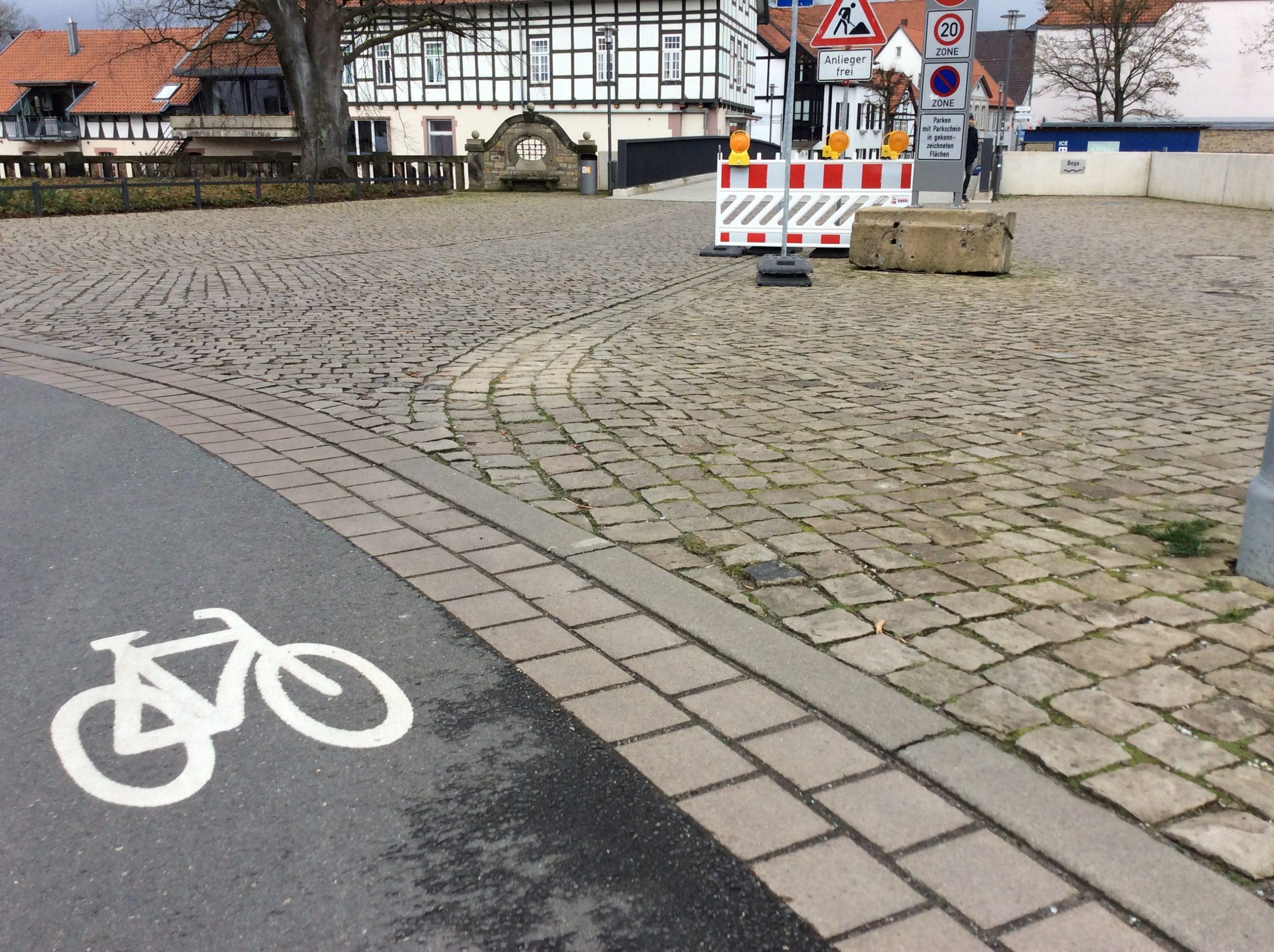 Langenbrücker Tor barrierefrei gestalten