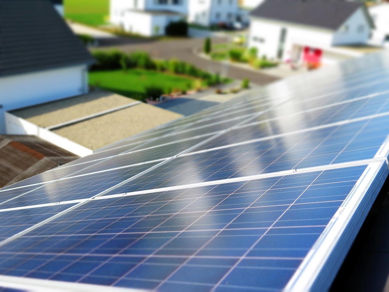 Photovoltaik Dachanlage
