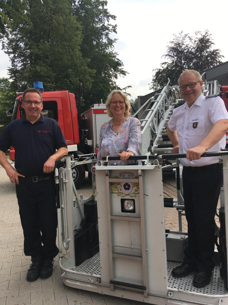 Feuerwehr für zukünftige Krisen rüsten