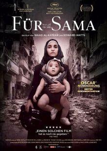 """12. August – """"Für Sama"""" im Grünen Kino"""