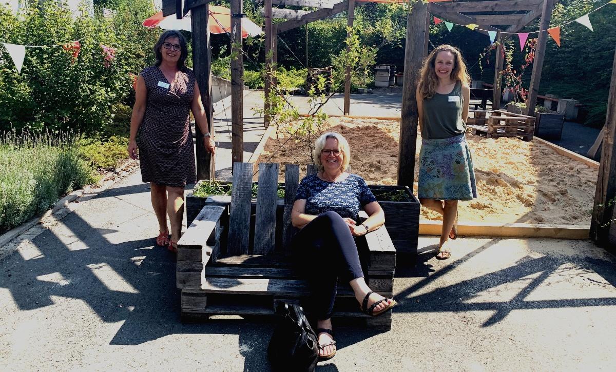 AWO-KastanienhausAmWall leistet in Corona-Zeiten wertvolle Hilfe für Jung und Alt