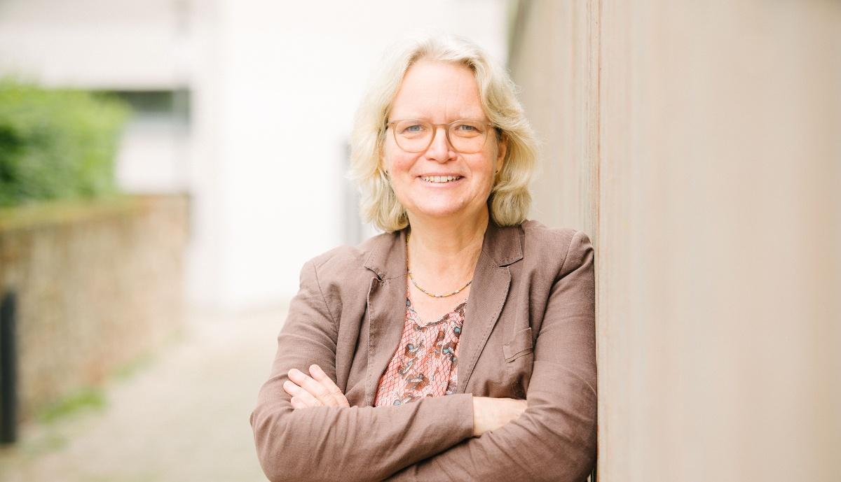 Bürgermeister-Kandidatin Dr. Katharina Kleine Vennekate Portrait