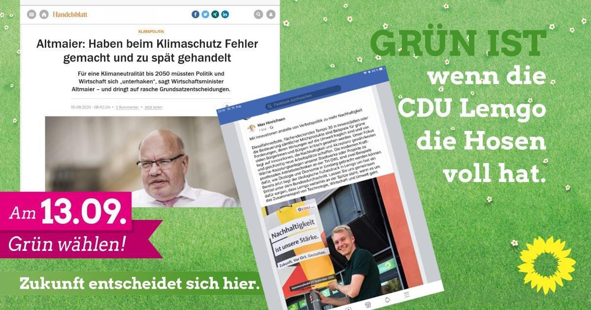 Rückwärtsgerichtete CDU wirbt mit Wähler*innen-Täuschung und Halbwahrheiten