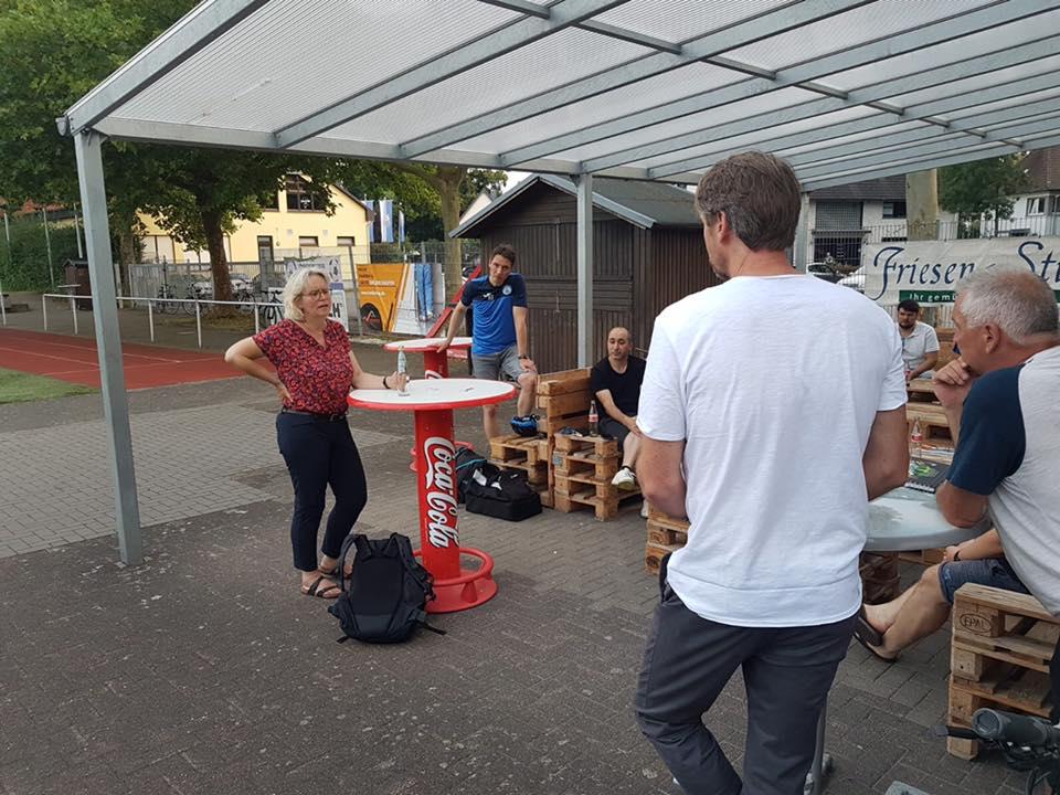Kleine Vennekate: Stadt als verlässliche Partnerin des Sports