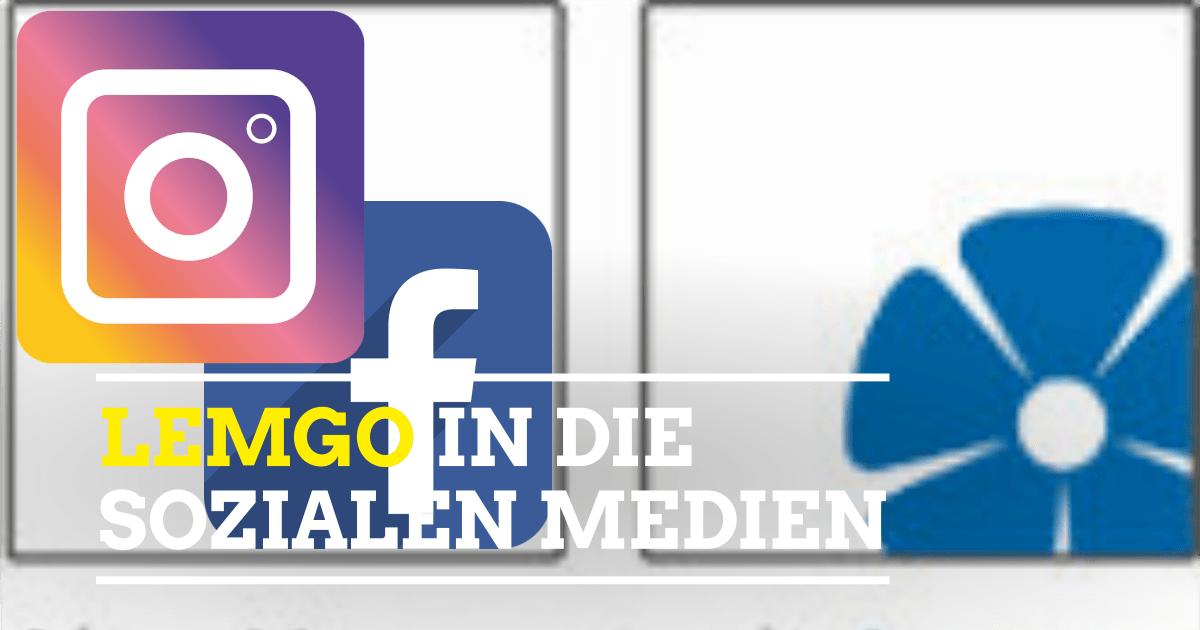Antrag: Social Media-Auftritte prüfen