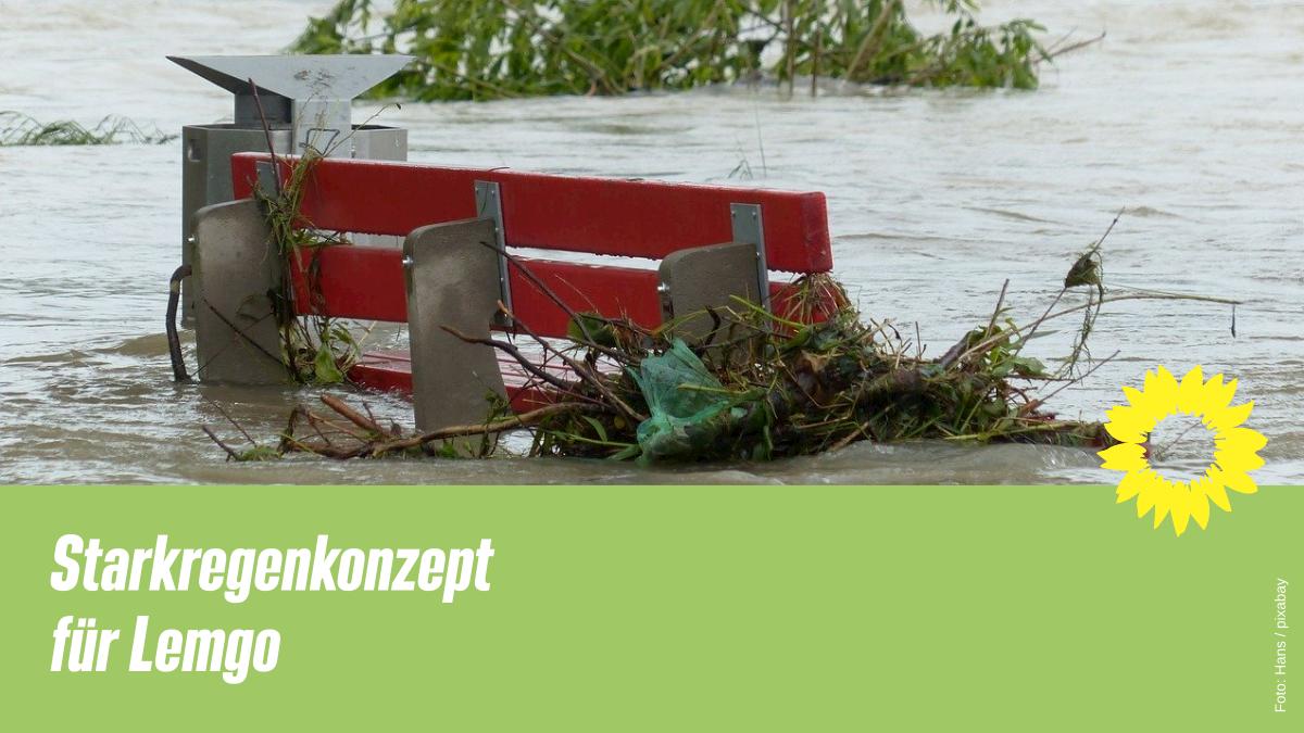 Weitsichtig handeln: Wir fordern Starkregenkonzept für Lemgo